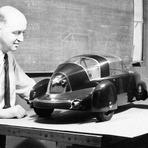 Automóveis - Automóveis do futuro ou passado eis a questão.