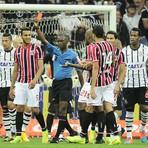 Os gols de  Corinthians 3 X 2 São Paulo - Brasileirão 2014 Serie A - 21/09/2014