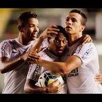 Os gols de Santos 3 x 1 Figueirense – Brasileirão Série A – 21/09/2014