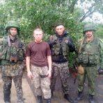 Ucrânia - O comandante miliciano Motorolla