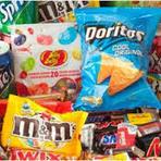 Os 3 alimentos que mais engordam