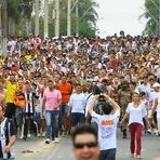 Sinalizadores da torcida atleticana paralisam clássico no Mineirão