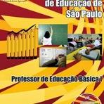 Apostila para o concurso da Secretaria de Estado da Educação de São Paulo Cargo Professor de Educação Básica I