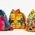 Tendência as Bolsas Wayuu Bags