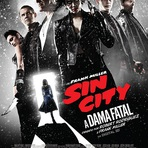 """Filme """"Sin City: A Dama Fatal"""" Estreará nos Cinemas do Brasil no Dia 25 de Setembro"""