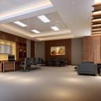 Arquitetura e decoração - Decoração para escritório de Advocacia