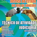 Apostila Concurso Tribunal de Justiça do Estado do Rio de Janeiro TRT-RJ 2014 - Técnico de Atividade Judiciária