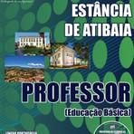 Apostila Prefeitura da Estância de Atibaia 2014 PROFESSOR (EDUCAÇÃO BÁSICA)
