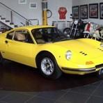 Gosta de clássicos? Vídeo mostra a paixão italiana a Ferrari Dino 246 gt