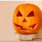 Halloween- Como Esculpir uma Lanterna de Abóbora