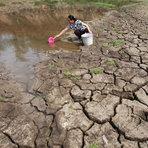 Estudo diz que mudança climática provocará secas severas