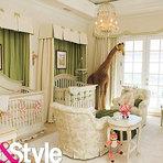 Arquitetura e decoração - Quartos de bebês de famosos: Inspire-se com decorações