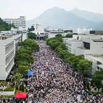 Internacional - Estudantes boicotam aulas em Hong Kong e marcham pela democracia