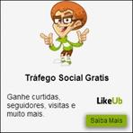 Internet - Promova suas redes sociais com LikeUb
