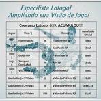 Futebol - Concurso Lotogol valendo R$50.000,00!!!