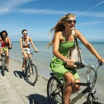 Saúde - Benefícios de andar de bicicleta