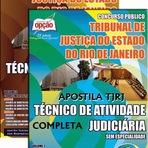 Apostila Completa TJ/RJ para Técnico de Atividade Judiciária - sem especialidade do Rio de Janeiro 2014