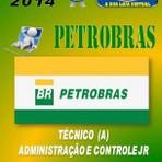 Apostila Concurso Petrobras Tecnico de Administracao e Controle Jr 2014