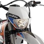 Nova off-road elétrica da KTM tem torque igual da CBR 500R