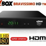 Internet - Atualização Azbox Bravissimo Twin HD 23-09-2014 nova