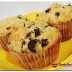 Muffin de Queijo com Azeitonas