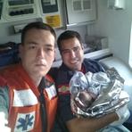 Contos e crônicas - Recém-nascido encontrado em borracharia deve ser adotado assim que sair do hospital em Navegantes