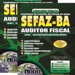 Apostila Concurso SEFAZ-BA Salvador 2014 - Auditor Fiscal - Administração Tributária