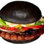 Culinária - Rede de lanchonetes lança nova geração de hambúrguer preto