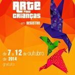 Educação - Festival de Arte para Crianças recebe inscrições para oficinas e workshops