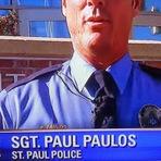O Sgt. mais Paul de St. Paul