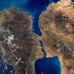 Internacional - As ilhas que se beijam