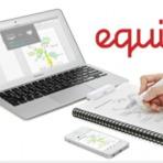 Caneta inteligente permite escrever no papel e passar para PC e celular