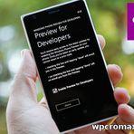 Microsoft vai liberar atualização Lumia Cyan para usuário com o Preview for Developers!