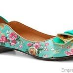 Sapatilhas Florais Modelos, As Opções Mais Lindas E Na Moda!