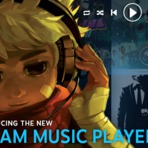 Steam Music Player finalmente foi liberado