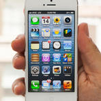 Como mostrar a porcentagem do nível de bateria do iPhone