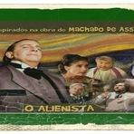 Livros - O Alienista Machado de Assis - Caso Especial Completo 1993 com Marco Nanini