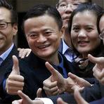 Alibaba gigante chinesa estreia em Wall Street vale 231 bilhões de dólares