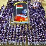 Índia coloca satélite em órbita marciana