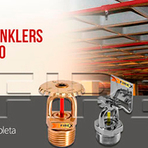Sistema de Sprinklers contra incêndio - Firex Incêndio