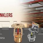 Instalação de Sistema de Sprinklers - Firex Incêndio