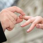 Bodas: quais são os nomes para os aniversários de casamento?