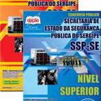 Concursos Públicos - Apostila Concurso SSP-SE 2014 - Secretaria de Estado da Segurança Pública de Sergipe