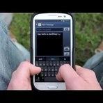 Portáteis - Digitação: não use os dedões !! Para que usar os dedões ?!? Ficar com tendinite ? Existe uma forma mais fácil de digitar