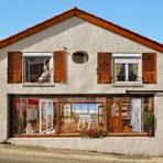"""Pintura - Fachadas Falsas - Artista francês usa a criatividade para dar vida à prédios """"sem graça"""""""