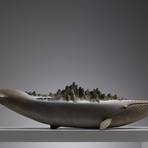 Esculturas surreais de Wang Ruilin