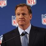 Detalhes sobre os atos de violência doméstica NFL Roger Goodell
