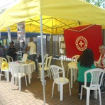 Fotos da ação social - Missionários da Saúde (27/09/14) Tijuca - RJ