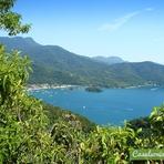 Ilha Grande e as Belezas da Praia deLopes Mendes, Palmas e a Lagoa Azul.