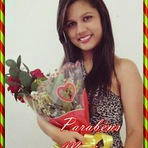 Parabéns para a Filha Mariana